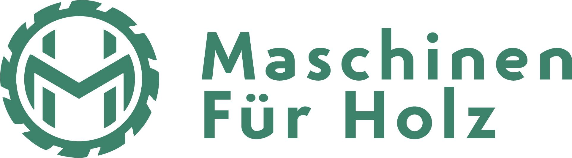 Maschinen Fur Holz logo (Green)